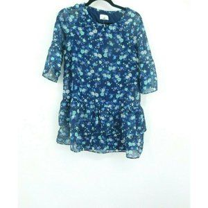 Children's Place Dress Girls size Large 3/4 Sleeve